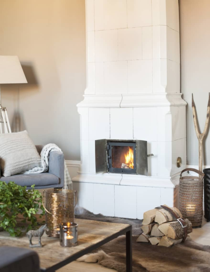 Ombonad inredning fixar varmt vinterhem Leva& bo