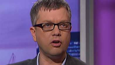 Kent Persson i SVT:s Agenda. Foto: SVT