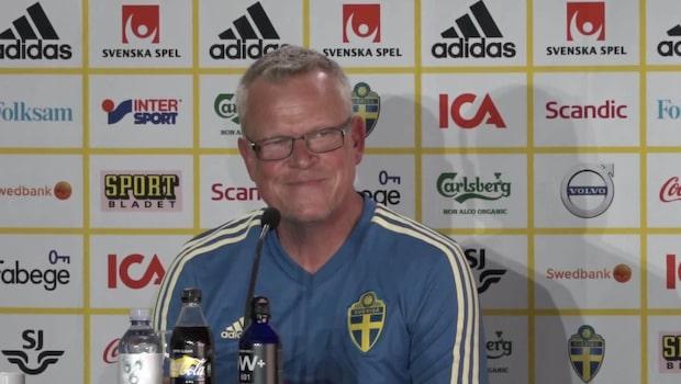"""Andersson: """"Sånt där tycker jag är helt ointressant"""""""