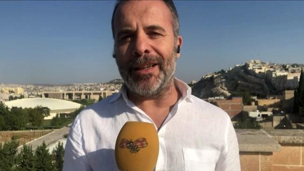 "Kassem Hamadé: ""Kurderna har inget val"""