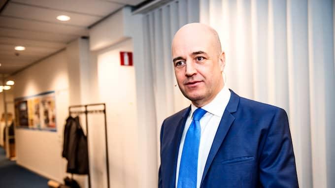 Fredrik Reinfeldt måste bryta tystnaden om det egna ansvaret om han vill bli lyssnad på. Foto: ANNA-KARIN NILSSON / ANNA-KARIN NILSSON EXPRESSEN