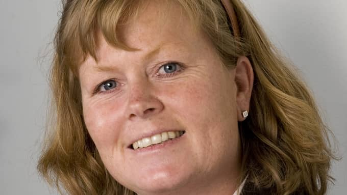 Charlotte Brogren slutade som generaldirektör på Vinnova den 9 oktober. Foto: PHOTOGRAPHER ANETTE ANDERSSON 00 / PRESSBILD