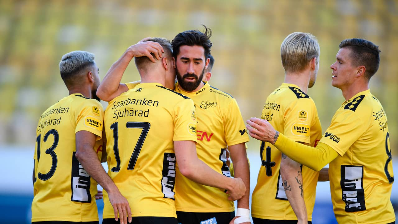 Två mål på fyra minuter bäddade för Elfsborgsseger