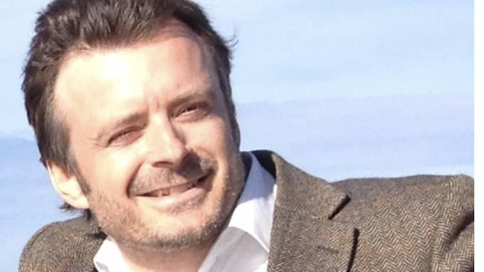 Fredrik Rimmerfors, 50. Foto: Privat