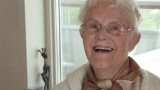 Ethel Hülst dog, 91 år gammal. Men sina livsbesparingar gick upp i rök