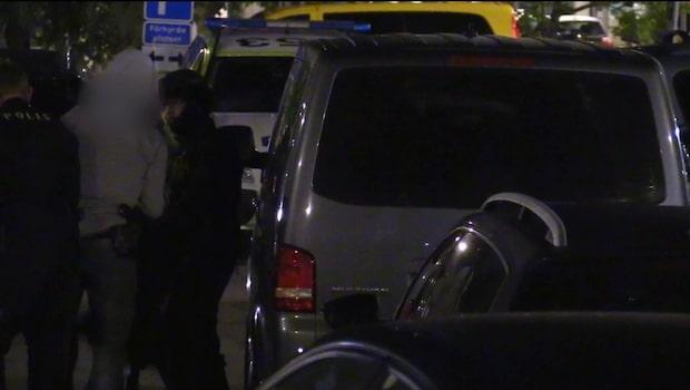 Oro vid Karoliska sjukhuset efter dödsskjutning i Tensta