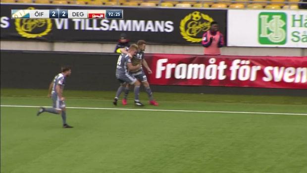 Highlights: Öster-Degerfors