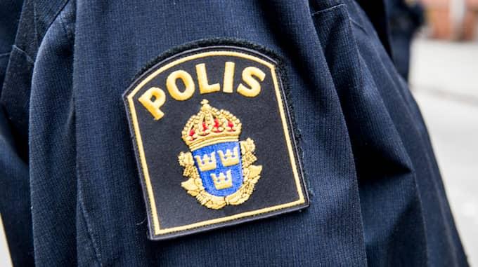 Personerna utgav sig för att vara civilklädda poliser. Foto: TOMAS LEPRINCE
