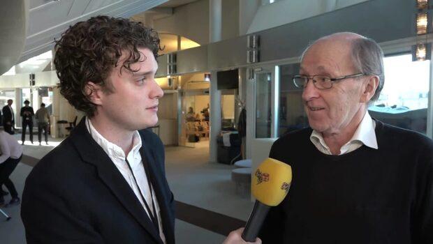 """K-G Bergström: """"Får lägga in en extra växel"""""""