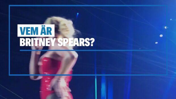 Vem är Britney Spears?