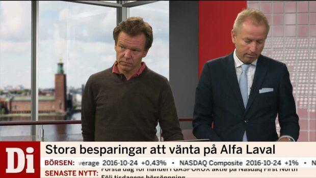 Alfa Laval presenterar åtgärdsprogram