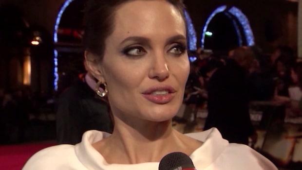 Så ska Angelina Jolie få ensam vårdnad om barnen