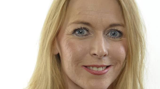 Pernilla Stålhammar (MP). Foto: / PRESSBILD