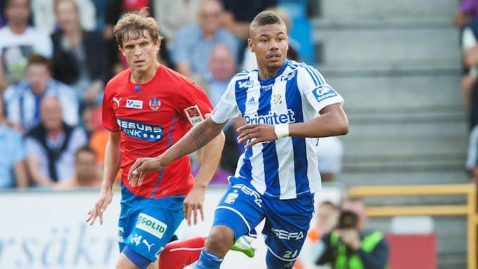 Mikael Dyrestam, tidigare i IFK Göteborg. Foto: LENNART MÅNSSON / BILDBYRÅN