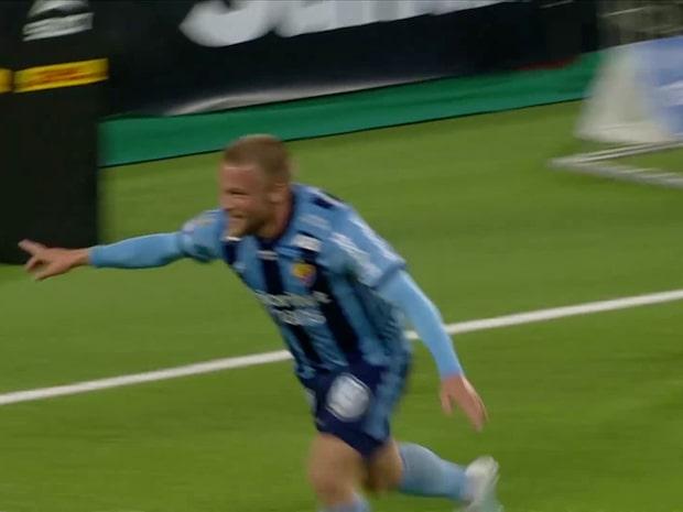 Höjdpunkter: Djurgården-Eskilstuna