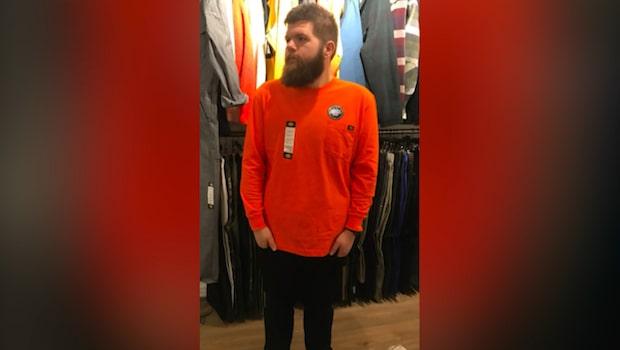 Tobias gick ner 73 kilo – genom att gå