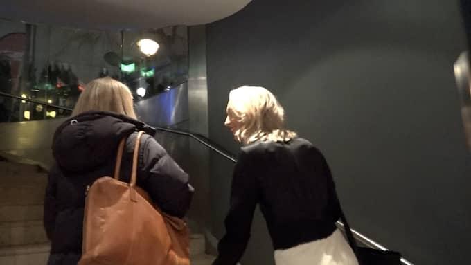 På onsdagskvällen försökte Expressen på nytt ställa frågor till företagets Sverigechef Anna Wikland. Foto: Alex Ljungdahl