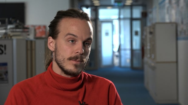 """Harry Skärlund: """"Att kolla på porr tror jag bara gjorde allt värre"""""""