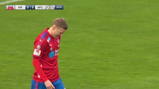 Höjdpunkter: Helsingborg - AFC
