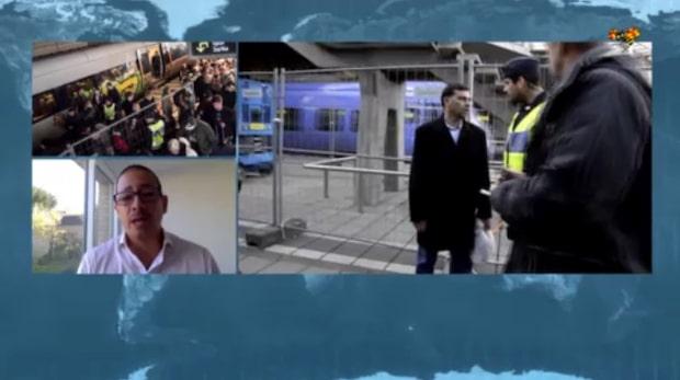 Gränspolisen: Sverige skyddas inte