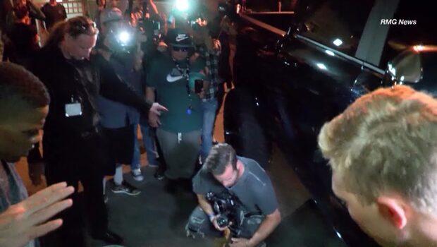 Bieber körde på paparazzifotograf