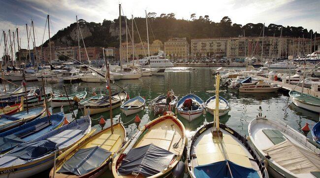FRANSKA RIVIERAN. Det går nästan inte att åka till Rivieran utan att passera Nice.