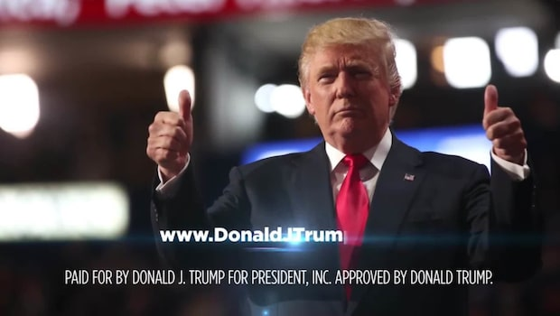Trump: Demokraterna medskyldiga till mord