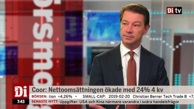 """Mikael Stöhr om rapporten - """"vårt bästa år någonsin"""""""