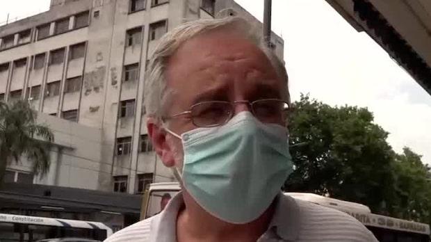 """""""Argentinsk fotboll har dött"""""""
