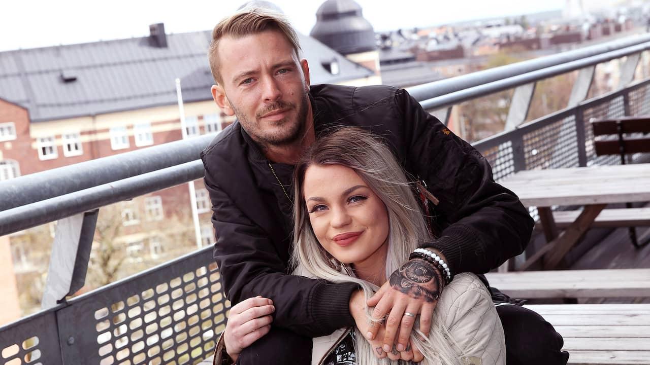 Joakim och Jonna Lundell har fått barn