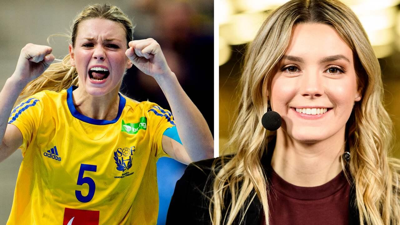 """Handbolls-VM  Hanna Fogelström  """"Jag har saknat kicken"""" 4947696cfdfbf"""