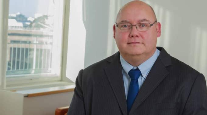 HR-CHEF. Nu riktas misstankar om jäv även mot Lars-Åke Brattlund. Foto: FÖRSÄKRINGSKASSAN Foto: Torbjörn Larsson
