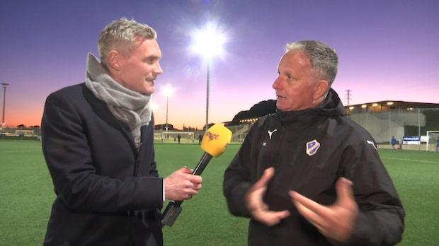"""Janne Jönsson: """"Vi ser fram emot våren"""""""
