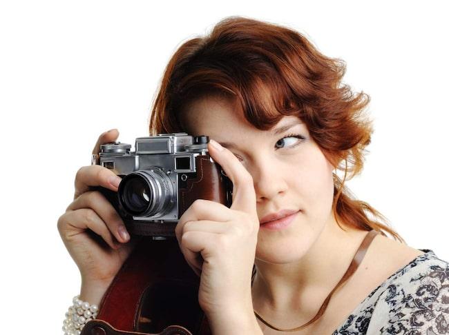 Lär dig ta de bästa bilderna med din nya kamera.
