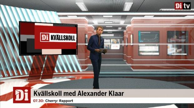Kvällskoll - 15 augusti 2018