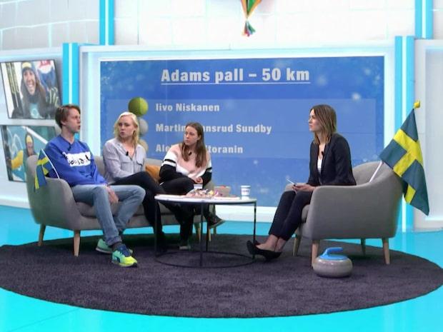 """Expertens sågning av Sundby: """"Hoppas innerligt han inte vinner"""""""