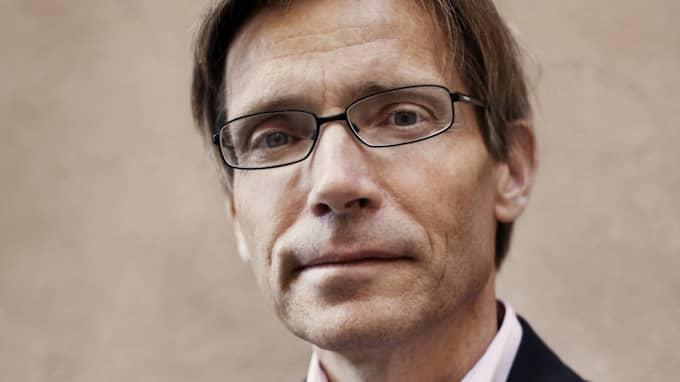 LUTHERLÄRD. Pers Svenssons biografi över reformatorn utkom första gången 2008. Foto: Sofia Runarsdotter / WEYLER