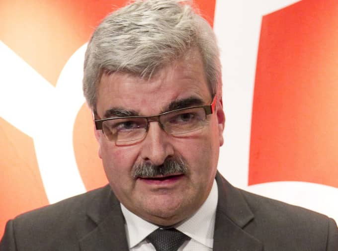 Håkan Juholt. Foto: Sven Lindwall
