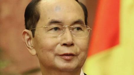 Vietnams president avliden – blev 61 år