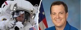 Astronauten åkte ut i rymden – sen insåg han sitt stora misstag