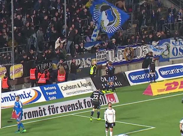 Höjdpunkter: Örebro-IFK Göteborg