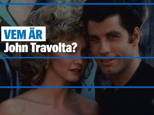 Vem är John Travolta?