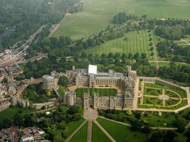 Slottet sätter Windsor på kartan.