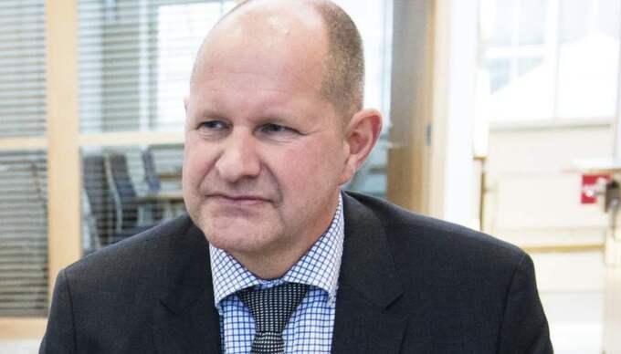 """Generaldirektören Dan Eliasson skriver: """"Givet det som hänt och alla kommentarer i media och internt har Jonas Lindgren nu valt att säga upp sig"""". Foto: Olle Sporrong"""