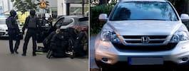 Skjutningen i Barkarby – polisen släpper bilder