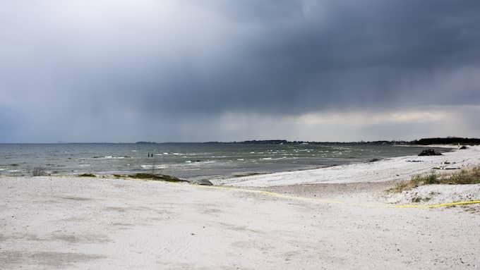 Lomma strand har blivit en plats för sexmöten. Foto: TOMAS LEPRINCE
