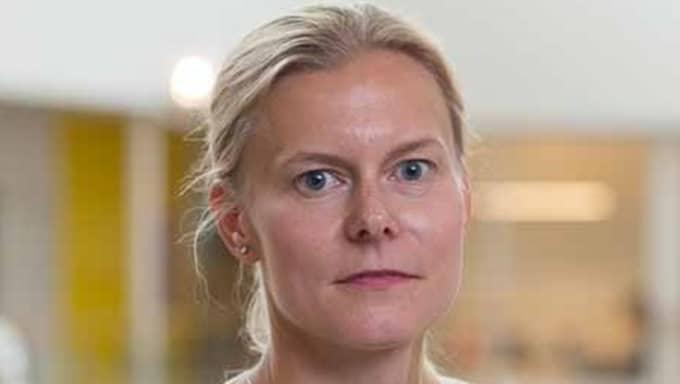 """""""När vi får kännedom om den här typen av incidenter, tar vi det vidare internt och informerar om det i våra egna kanaler"""" säger Ulrika Dennerborg på Ica"""