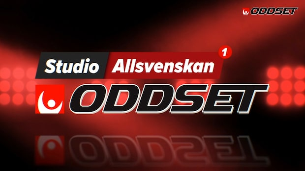 STUDIO ODDSET ALLSVENSKAN program 11