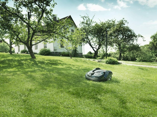 Robotgräsklippare blir allt mer populära. I vårt stora test blev Automover 320 från Husqvarna bäst.