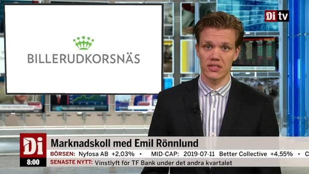 Di Morgonkoll – Billerud Korsnäs och HiQ rapporterar